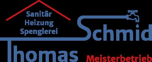 Sanitär · Heizung · Spenglerei — Thomas Schmid — Meisterbetrieb